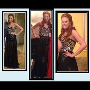 Jovani Prom Dress/Romper